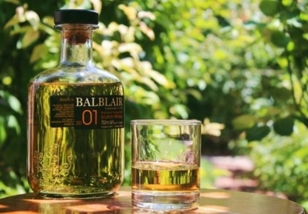 balblair scotch