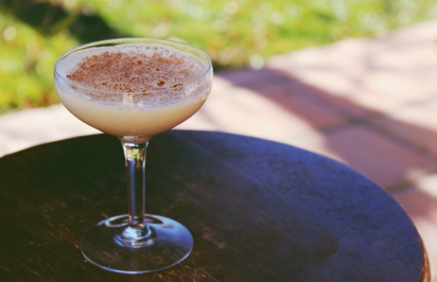silent night rumchata cocktail