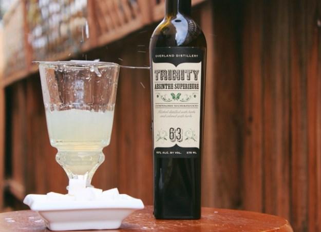 trinity absinthe