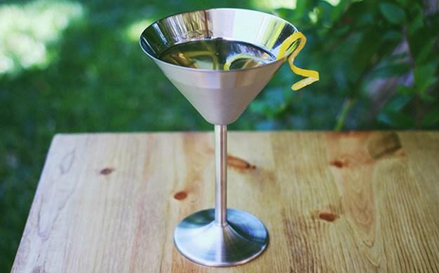 50-50 Martini