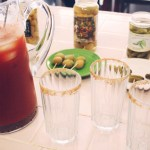 A Simple Bloody Mary Bar
