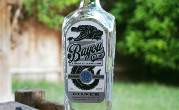 bayou rum