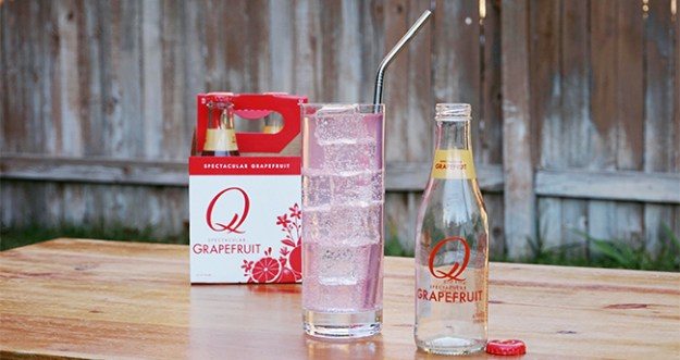 q drinks sparkling paloma