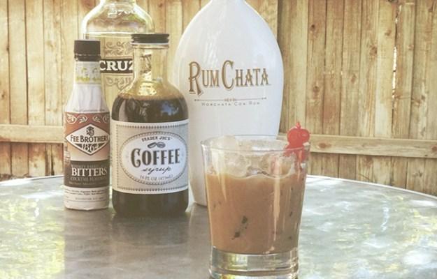rumchata coffee shake