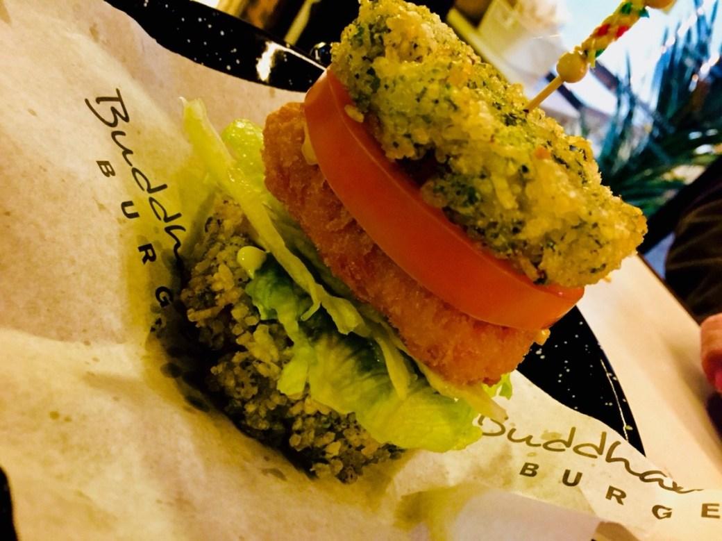 Buddhalicious Burger in Sydney - 6