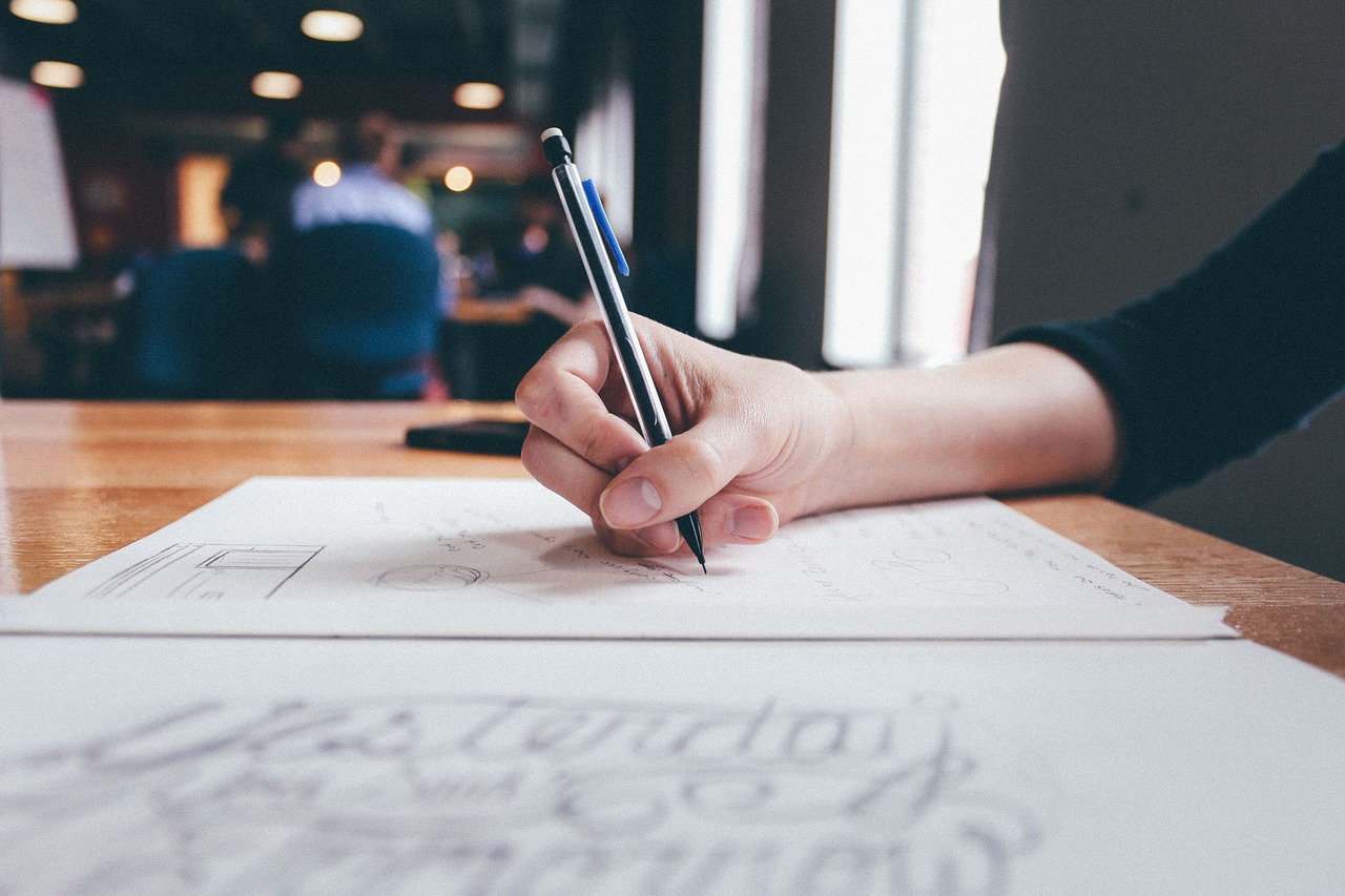 Language Drills Writing