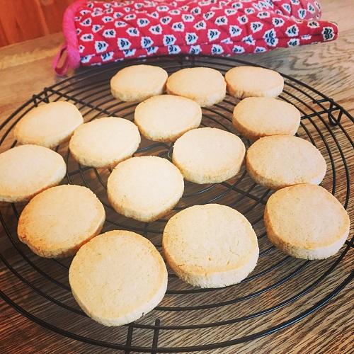 基本のクッキー