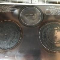 IHクッキングヒーター長年のしつこい焦げ汚れを全部落とした掃除法と結果
