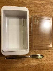 メラミン樹脂 バターケース