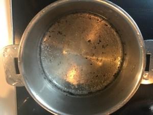 重曹焦げ煮