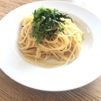明太子スパゲッティ