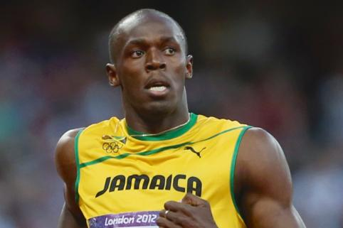 there is something wonderful about watching Bolt run, desp[ite my school experiences of sport