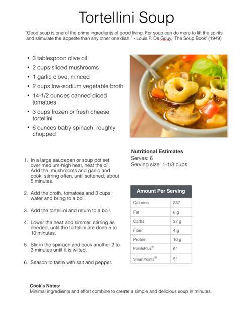 skinny soup recipes ecookbook