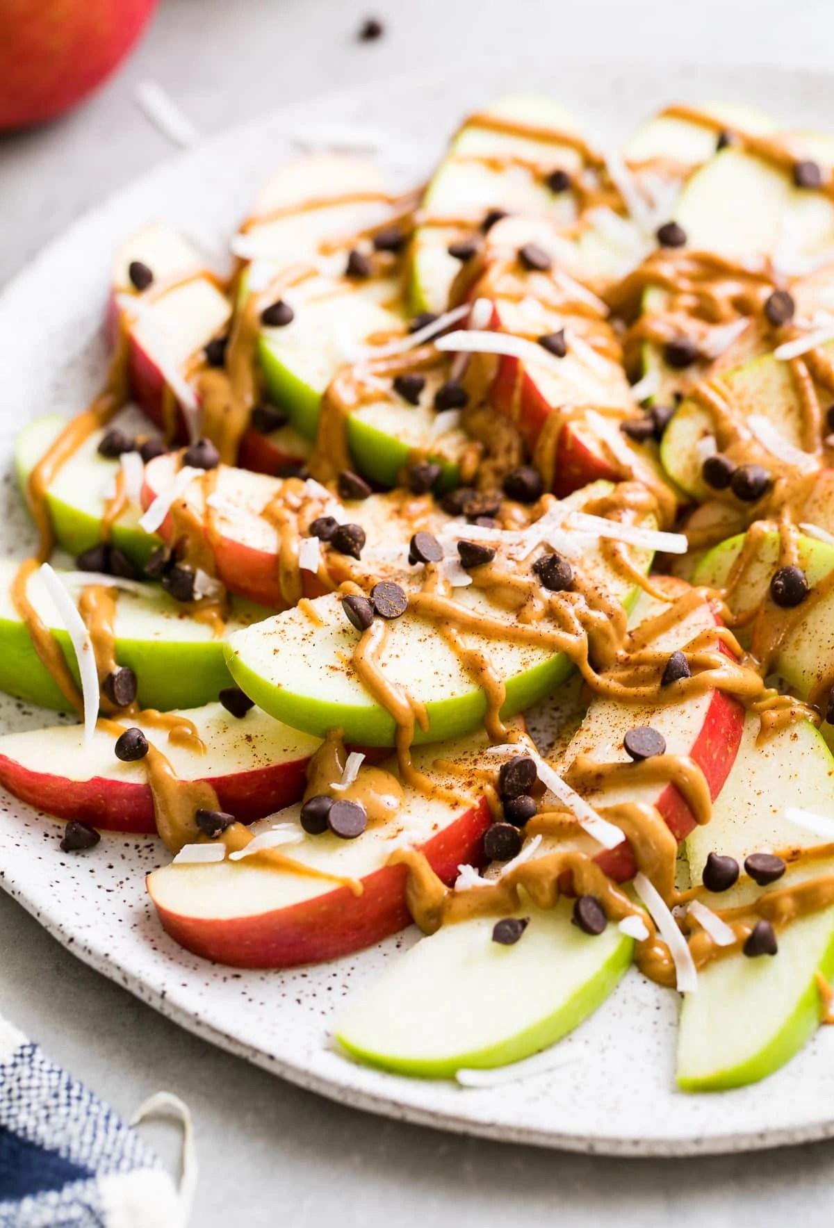 Healthy Apple Nacho Recipe