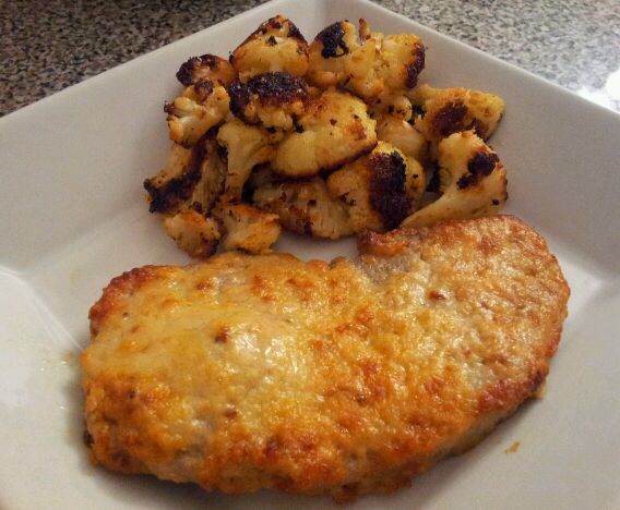 Roasted Cauliflower (2/2)