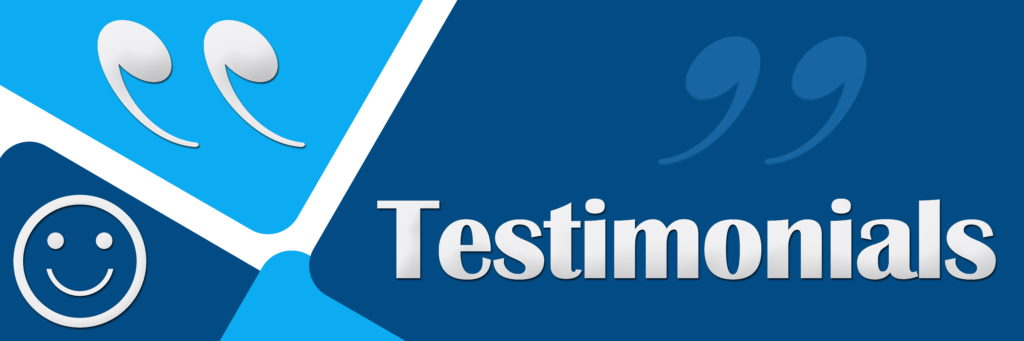 Testimonials (reviews) from subscribers (members)