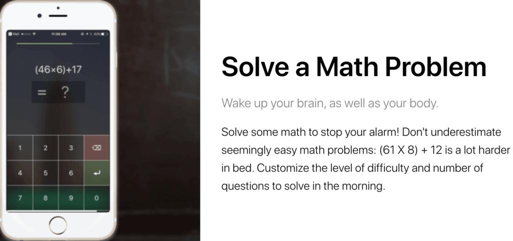 Solve a math problem