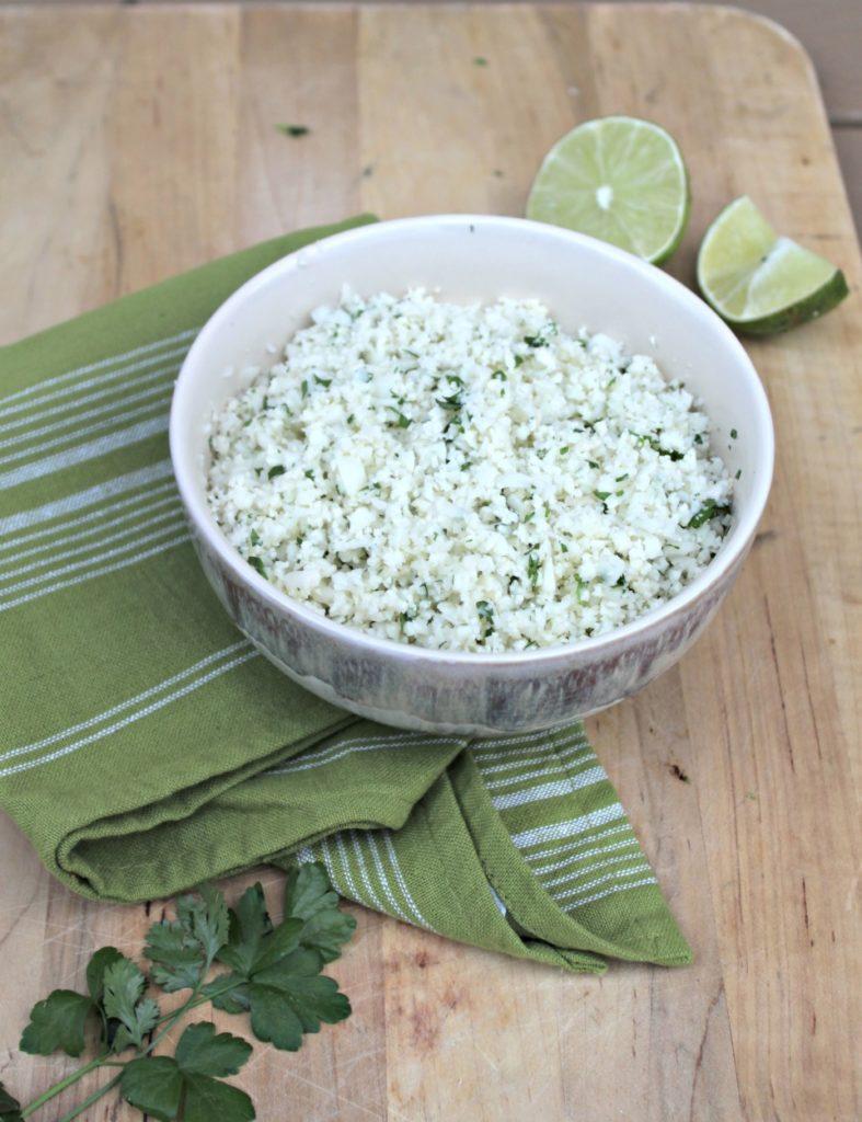 Cilantro Lime Rice Simple and Savory.com
