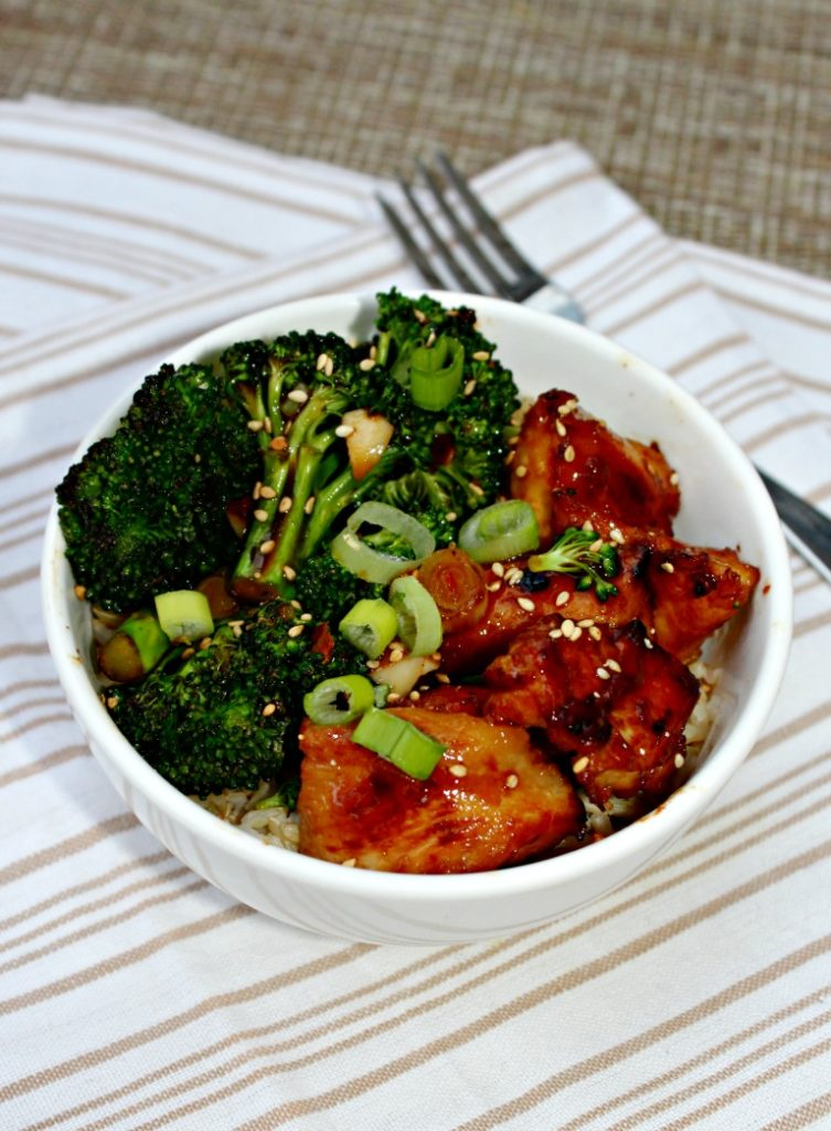 Sesame Chicken and Broccoli Simple and Savory