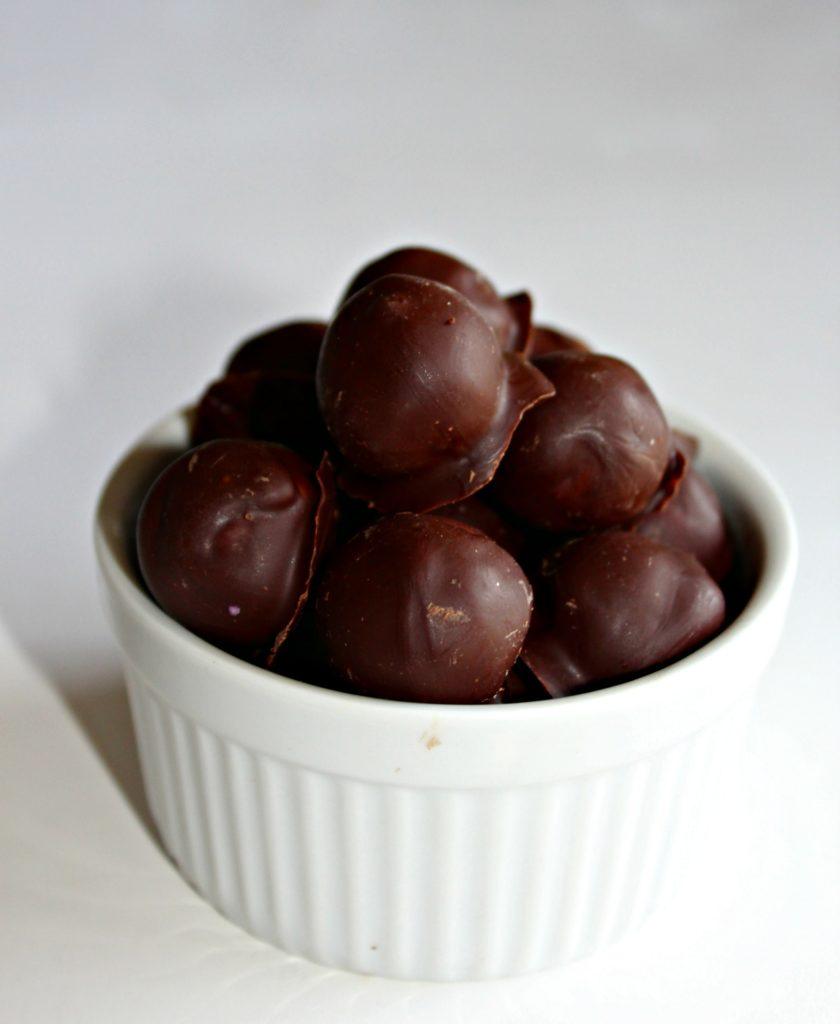 caramel bites simple and savory