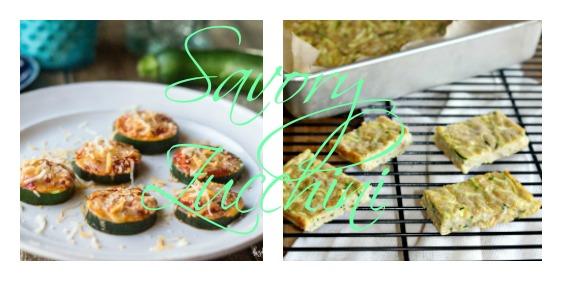 Zucchini Savory