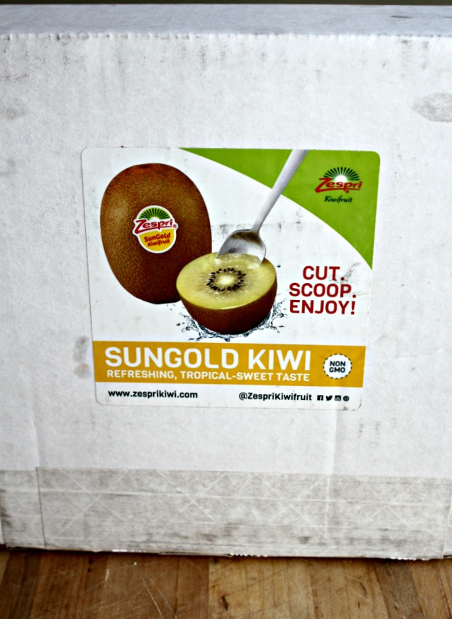 sungold kiwifruit box