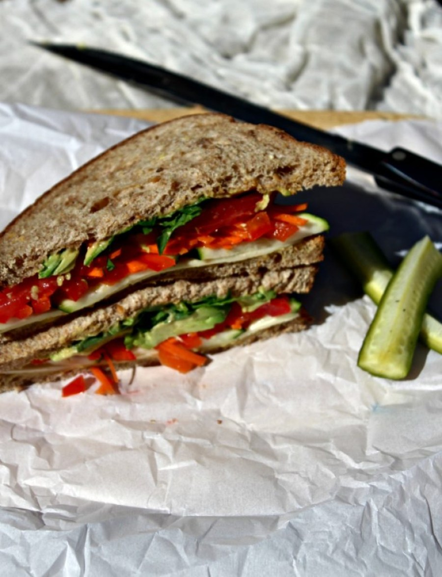 garden-gourmet-sandwich-made-with-sabra-honey-mustard-spread-from-simpleandsavory-com