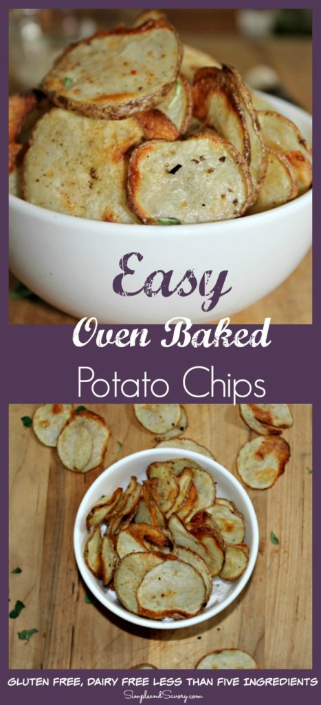Uncommonly good baked potato chips simple and savory baked potato chips are made with olive oil and sea salt ccuart Image collections