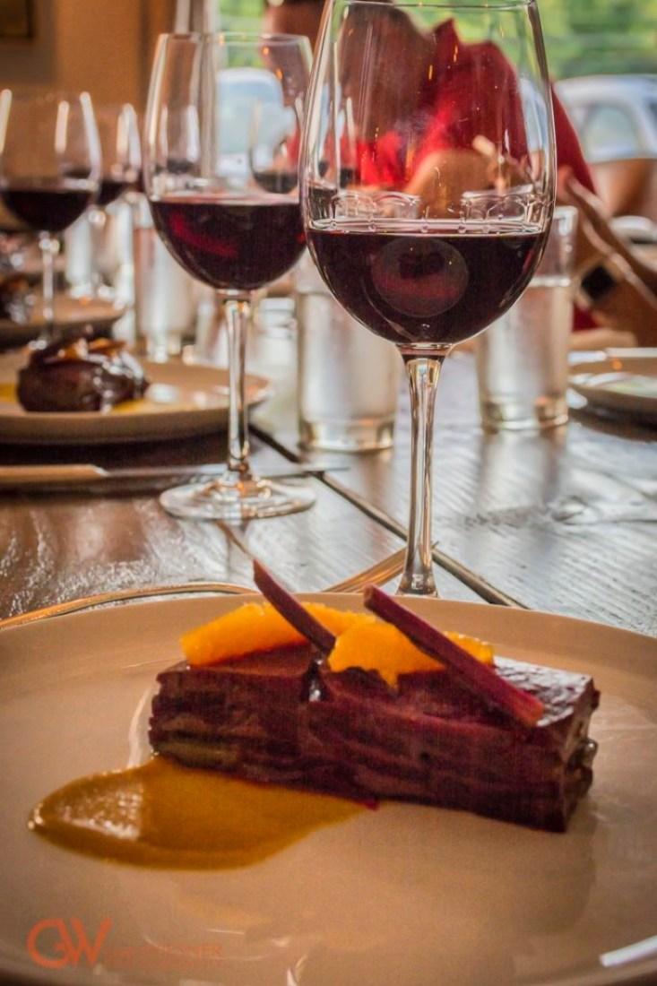 Petrocks - Prisoner Wine Dinner-beets