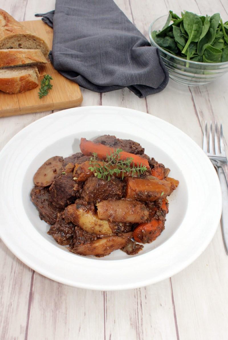 Beef Vegetable Stew SimpleandSavory.com