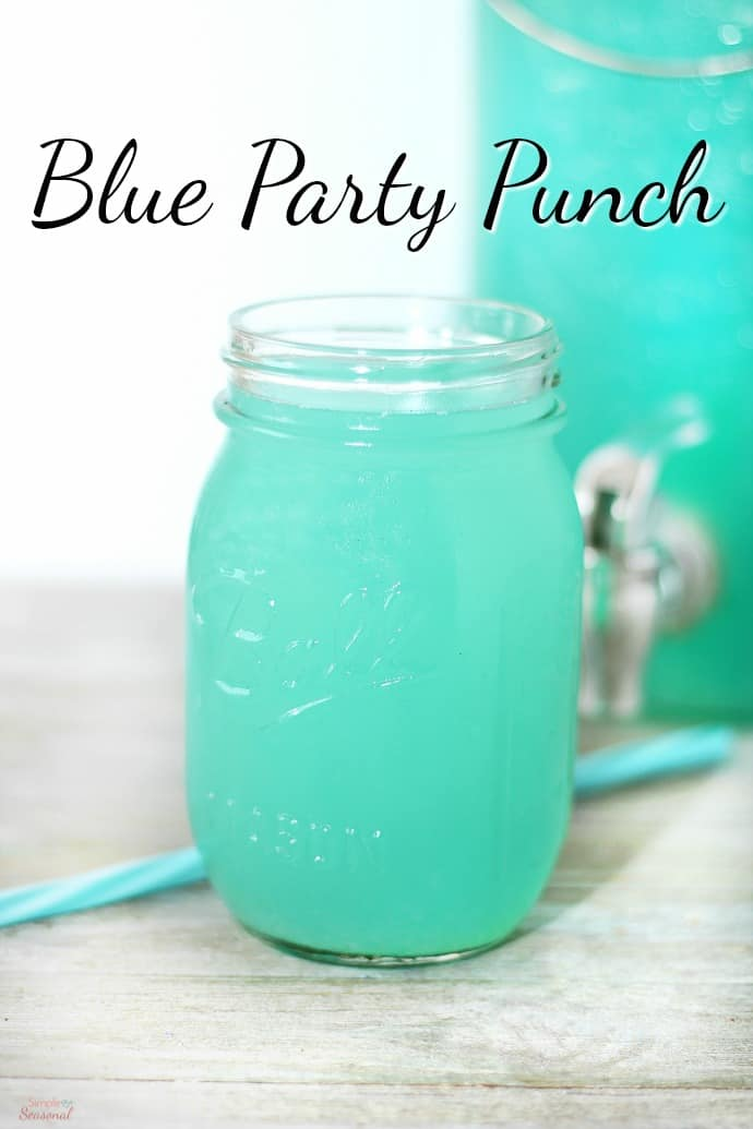 easy baby shower recipes