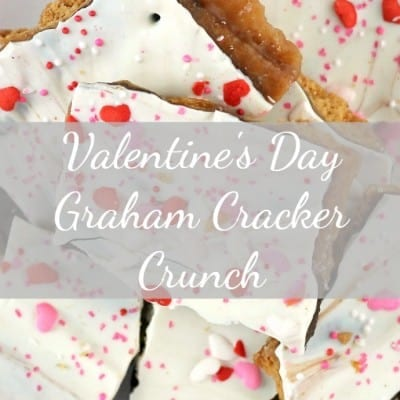 Crunchy layers of graham crackers, buttery toffee and chocolate come together to make a delicious treat for any holiday. Graham Cracker Crunch is a perfect sweet treat!