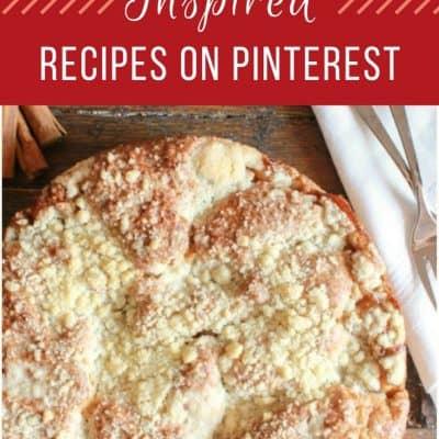 The best apple pie inspired recipes on Pinterest