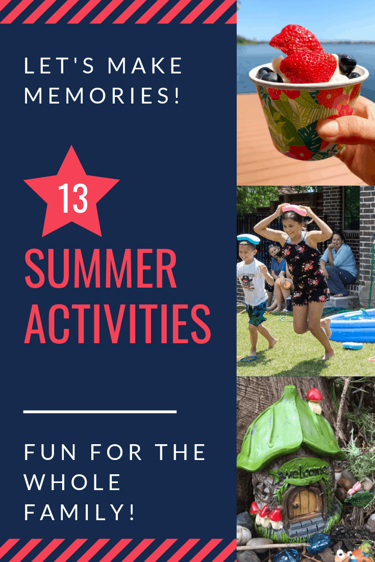 """Avoid the dreaded, """"I'm bored"""" complaint this summer with this list of great inside and outside fun summer activities for the whole family!  via @nmburk"""