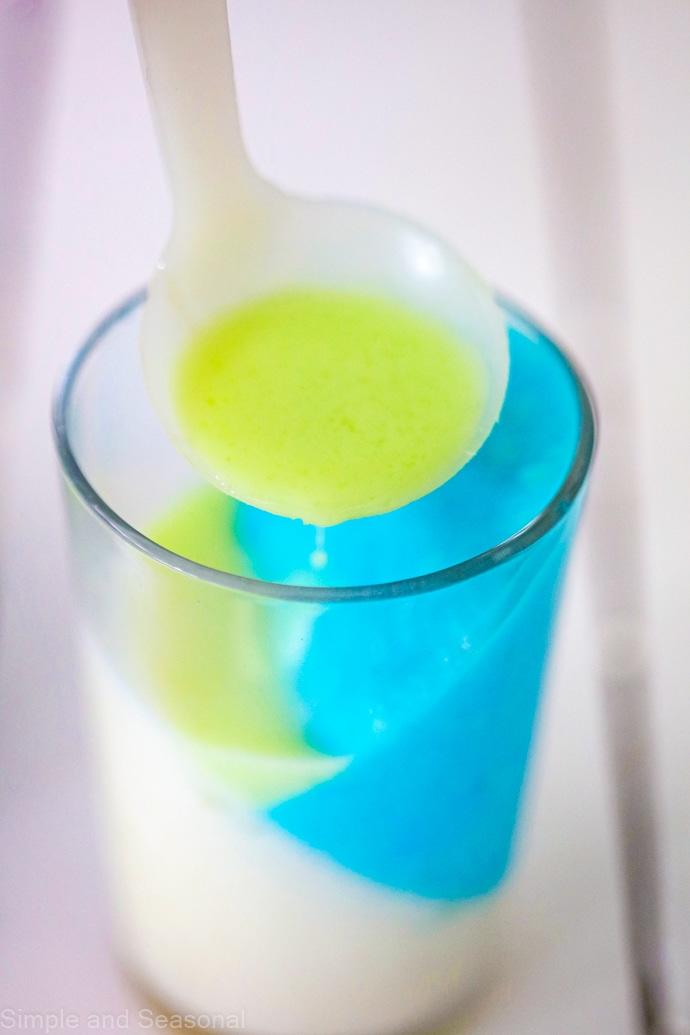 last layer of jello cups