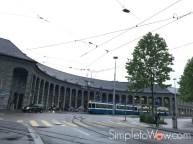 zurich-trolley-enge station