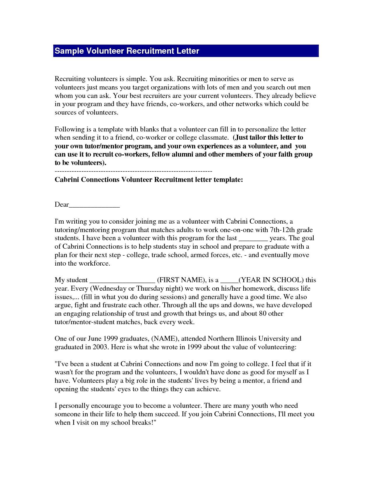 Sample Volunteer Letter Community Service from i0.wp.com