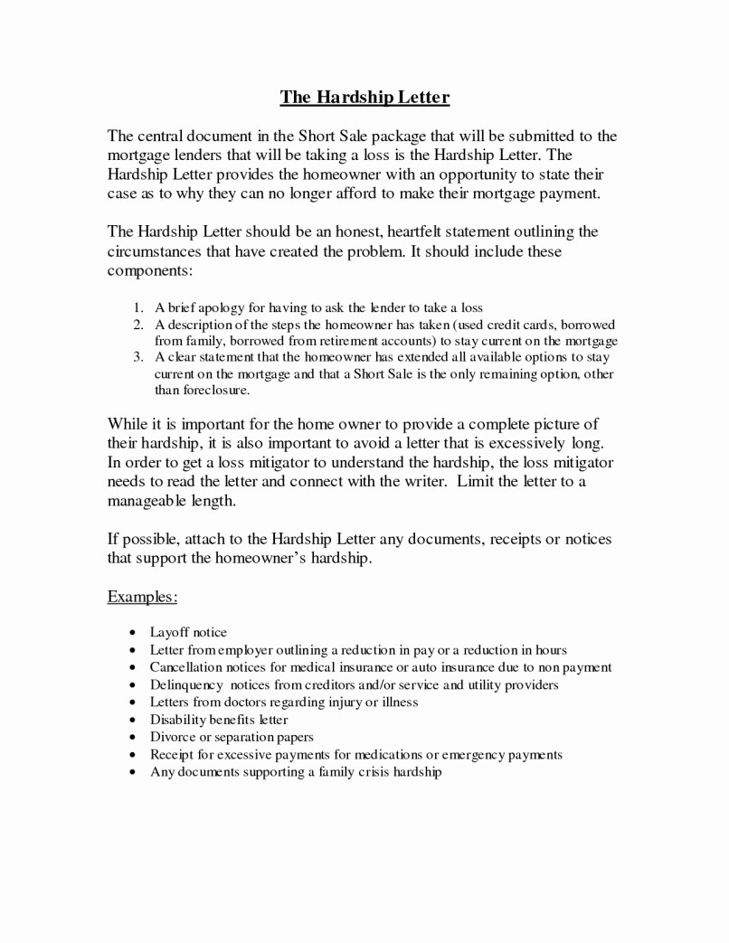 immigration hardship letter template examples