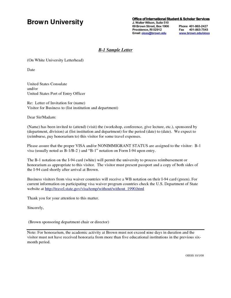 international academic conference invitation letter
