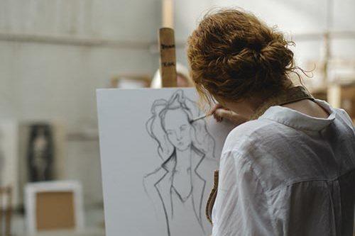 simple art marketing online course