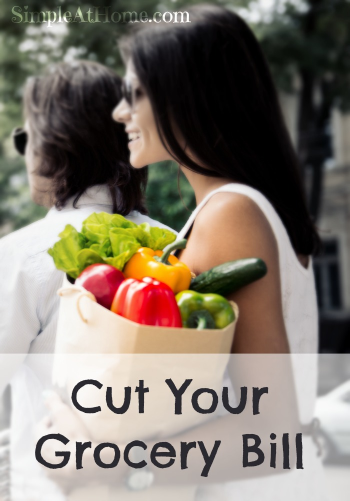 These tips will help you cut your grocery bill the easy way.