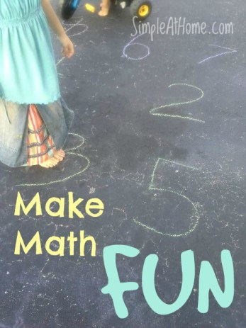 How can you make math fun and active? Here are a few tips you don't want to miss.