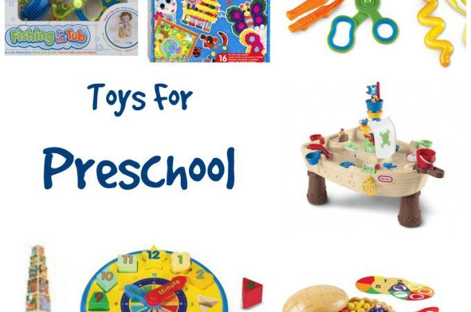 Toys for Preschool