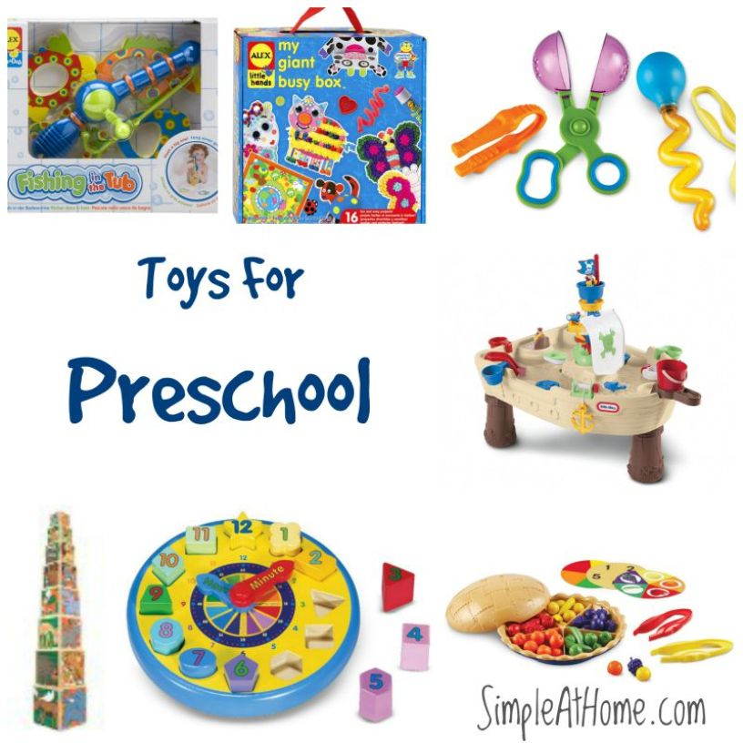 Looking for toys for your preschool...