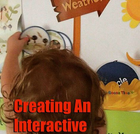 Creating An Interactive Schoolroom