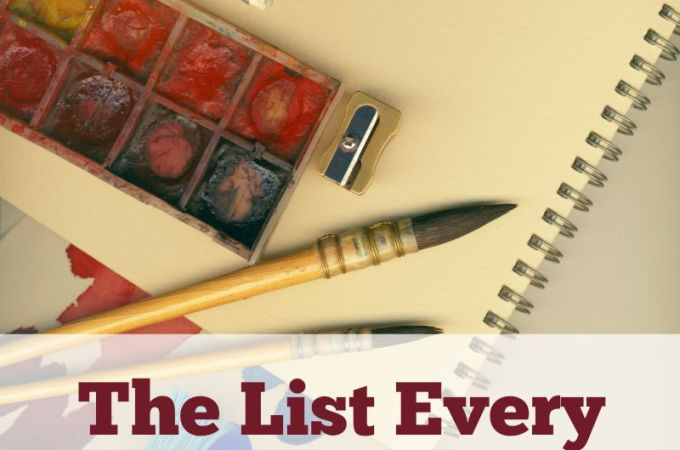 10 Things Every Crafter needs