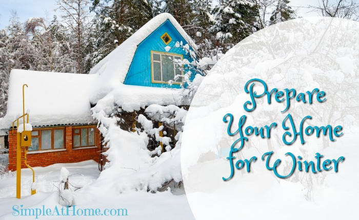 GEt your home ready for the winter cold
