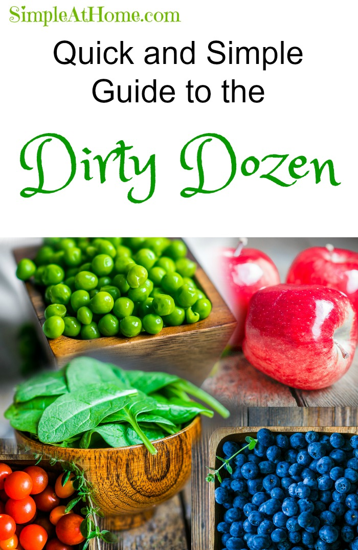 This simple Dirty Dozen guide will help you give your family the best.