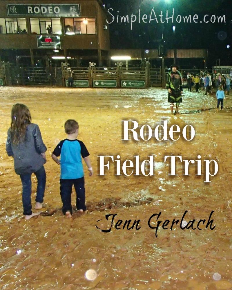 Rodeo Field Trip