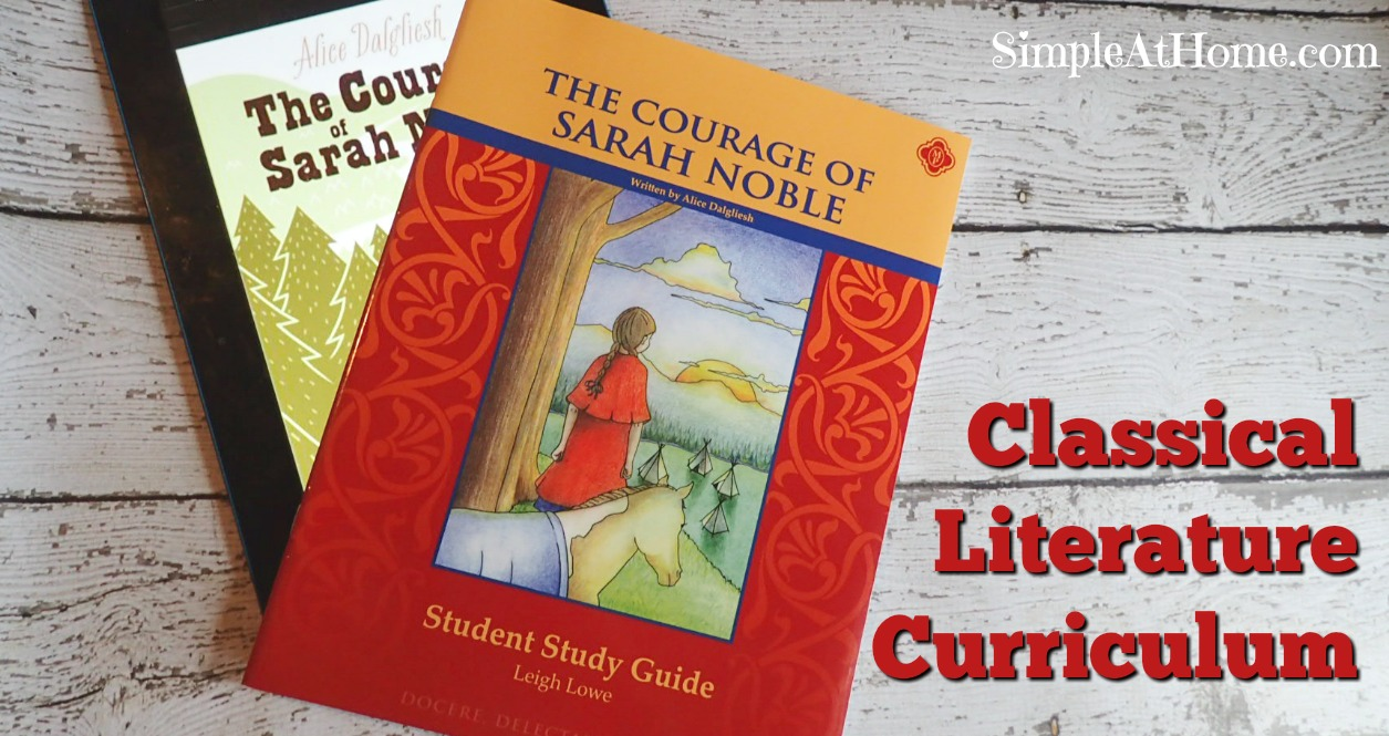 Looking to have your child study classical literature?